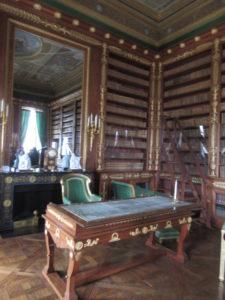 Bibliothèque et bureau de Napoléon 1er