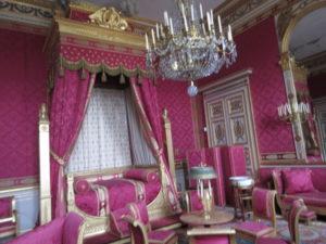 Chambre de napoléon 1er