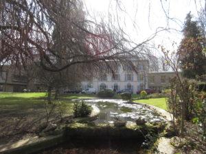 Chateau, Solarium, plan deau