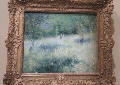 P.-A. RENOIR-Le printemps, Chatou-1873