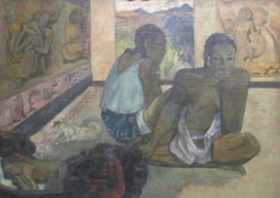 P.GAUGUIN- Te Rerioa- 1897