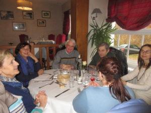Pause déjeuner à l'Auberge du Mont St Pierre-3