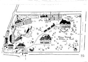 Plan sanatorium-IFP -A. Berthonnet