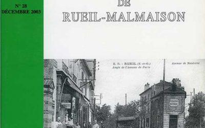 Bulletin N°28