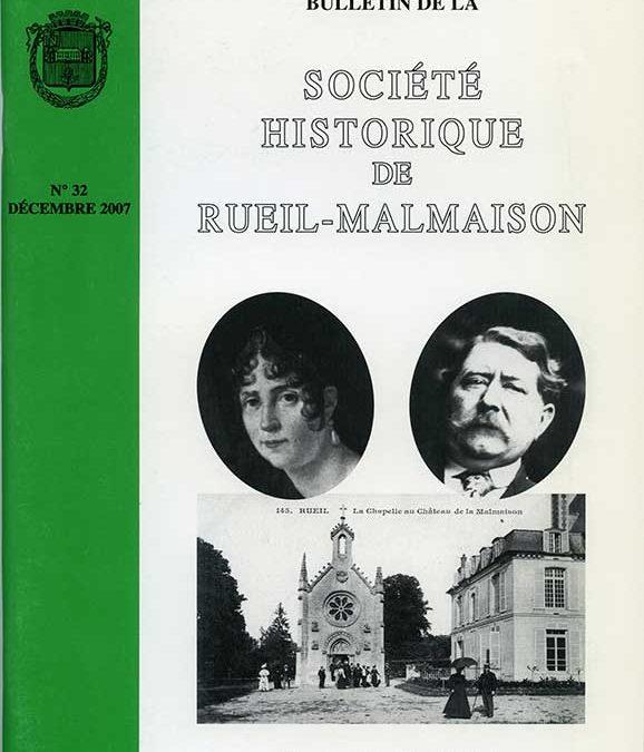 Bulletin N°32