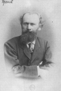Edouard Manet par Charles_Reutlinger