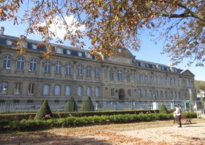Manufacture de Sèvres - Façade principale