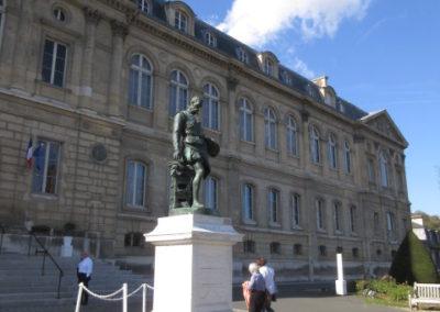 Statue de Bernard Palissy