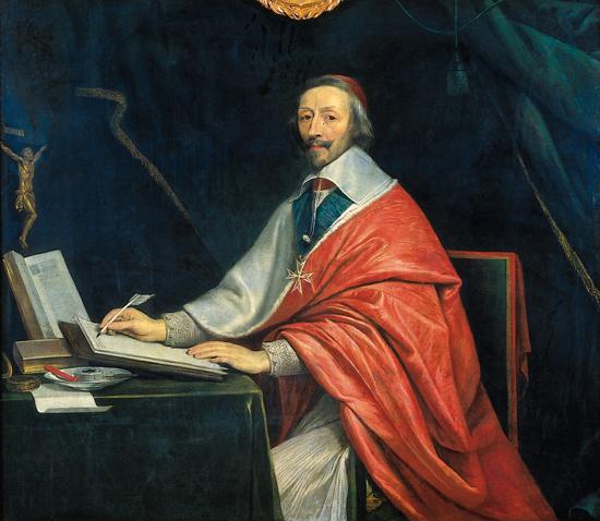 Richelieu par Philippe_de_Champaigne