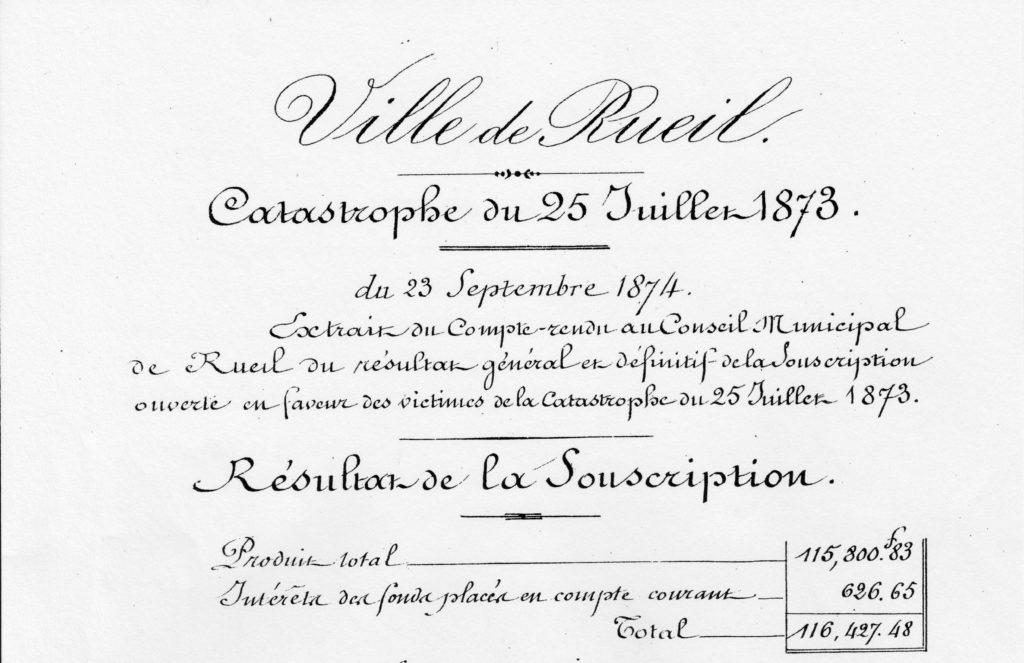 Archives Municipales de Rueil-Malmaison