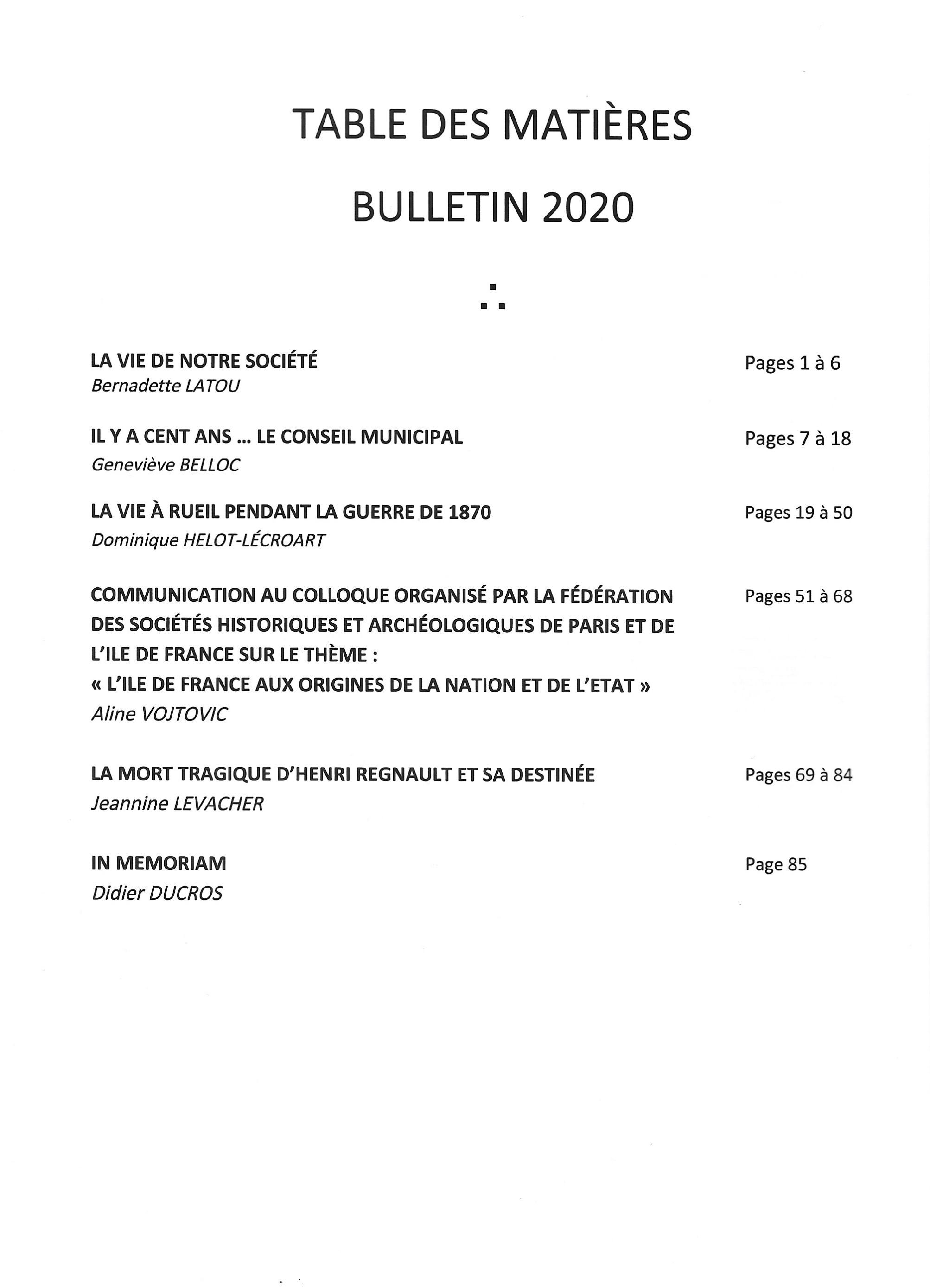 table_des_matieres bulletin 45