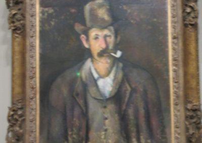 P.CEZANNE-LHomme e la pipe-1892-1896