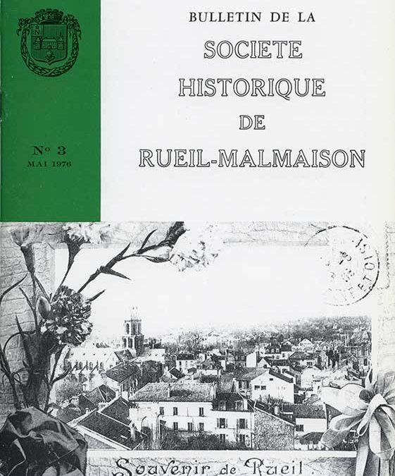 Bulletin N°3