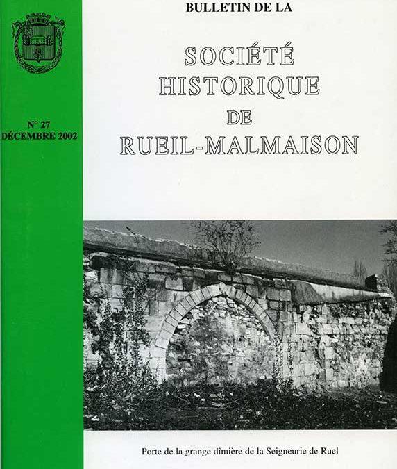 Bulletin N°27