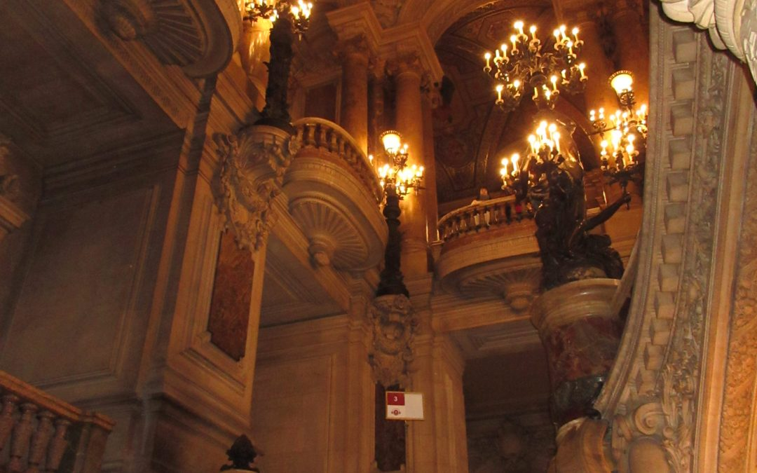 Opéra Garnier 2016