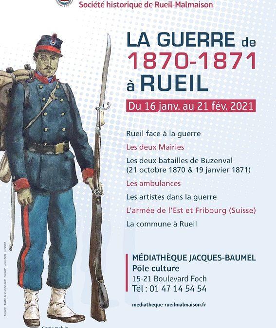 Exposition La Guerre de 1870-1871 à Rueil
